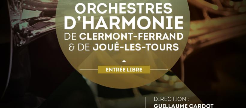 orchestre d 39 harmonie de jou l s tours. Black Bedroom Furniture Sets. Home Design Ideas